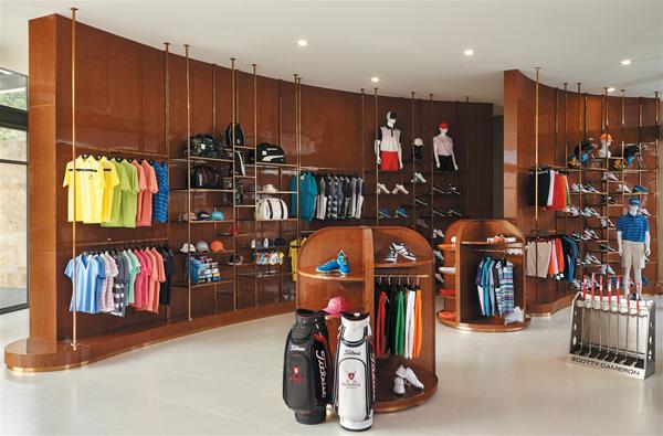 Ba Na Hills Golf Course Pro Shop