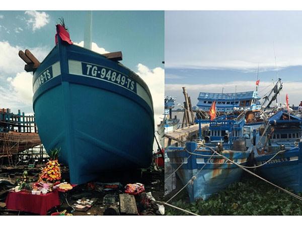 VietinBank kịp thời hỗ trợ ngư dân, doanh nghiệp vượt khó