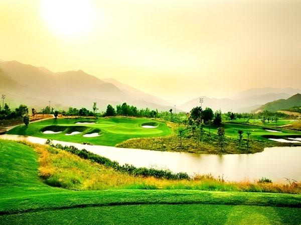 Không gian xanh Ba Na Hills Golf Club
