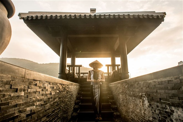 1 góc InterContinental Danang Sun Peninsula Resort