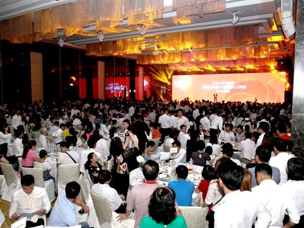 1.500 khách hàng tham dự Lễ ra mắt Vinhomes Thăng Long ảnh 1