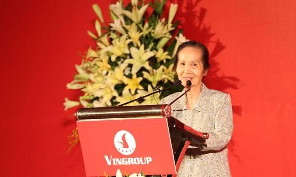 Chuyên gia kinh tế cao cấp Phạm Chi Lan tin tưởng chương trình của Vingroup sẽ đặt nền móng cho việc kết nối các doanh nghiệp Việt