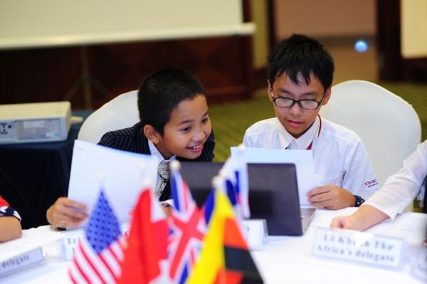 Tại VinCamp, các bạn trẻ được trao quyền để nói lên quan điểm, tiếng nói của mình, đồng thời đề xuất những đóng góp cụ thể cho cộng đồng, đất nước.