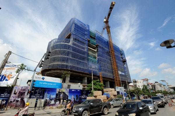 Dự án có quy mô xây dựng 41 tầng (4 tầng hầm và 37 tầng nổi) bao gồm tổ hợp các căn hộ, khu trung tâm trương mại.