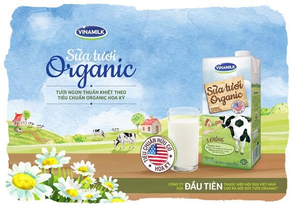 Điều gì làm nên một cốc sữa Vinamilk Organic chuẩn USDA Hoa Kỳ? ảnh 3