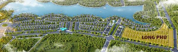 Nhà vườn biệt lập Long Phú, duy nhất được bàn giao thô với chính sách vô cùng ưu đãi