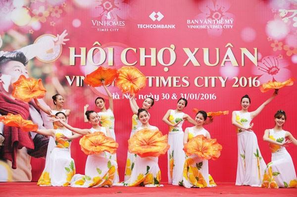 Các hoạt động cộng đồng của Vinhomes là nơi gắn kết cộng đồng và phát triển các giá trị văn hóa tốt đẹp của dân tộc