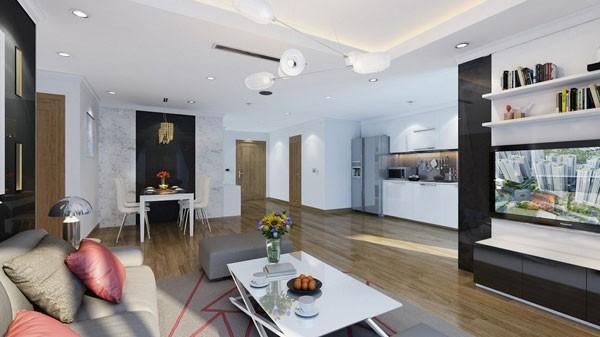 Khách hàng có thể lựa chọn các căn hộ tại Park 12 với mức cam kết lợi nhuận 16% trong 2 năm để thảnh thơi nhận lợi nhuận từ kênh đầu tư cho thuê