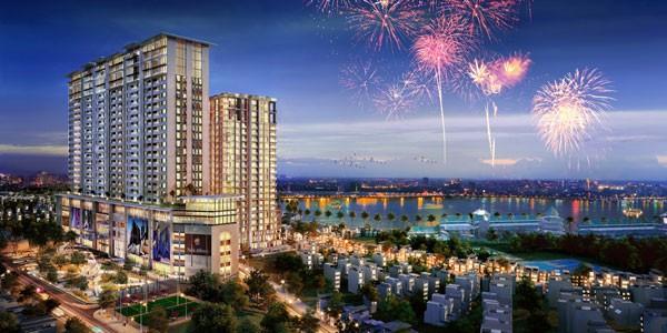 Toàn cảnh Sun Grand City Thuy Khue Residence