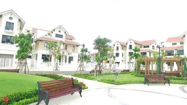 Công viên với không gian thoáng rộng dành cho cư dân Vinhomes Hà Tĩnh