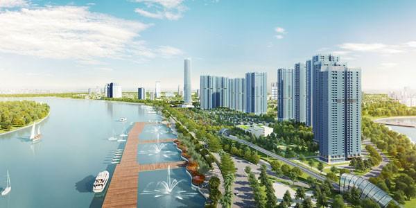 Vinhomes Golden River-Một trong những dự án đẳng cấp của Vinhomes
