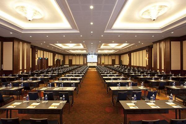Hệ thống phòng họp sang trọng đẳng cấp phù hợp mọi nhu cầu