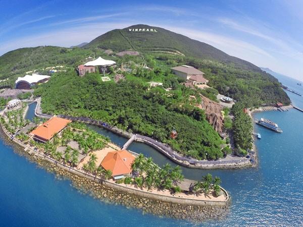 Vinpearl Nha Trang với vị trí riêng biệt cùng tầm nhìn bao trọn bốn hướng biển