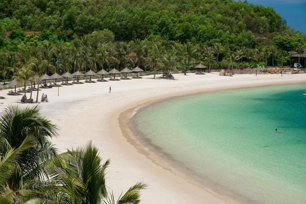 Vinpearl sở hữu hệ thống thiên đường biển đẹp nhất hành tinh