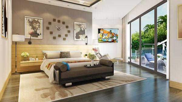 Nội thất Condotel Residences Phu Quóc Emerald