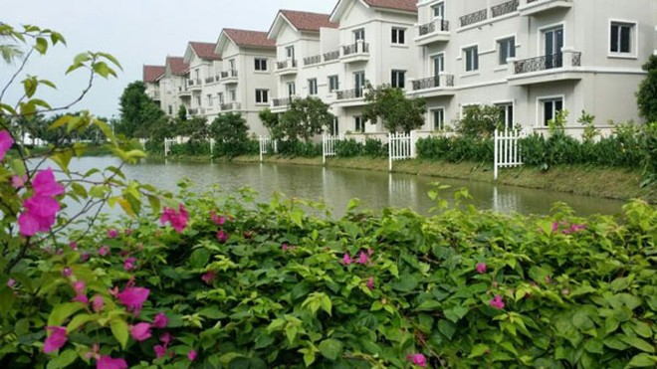 """Đô thị Vinhomes Riverside – """"phiên bản chuẩn"""" của mẫu đô thị sinh thái với những mảng xanh quý giá trong lòng phố."""