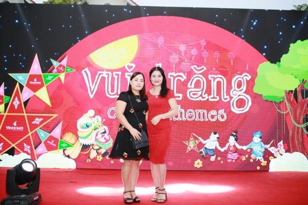 Vui Trăng cùng Vinhomes Hà Tĩnh tháng 9/2016