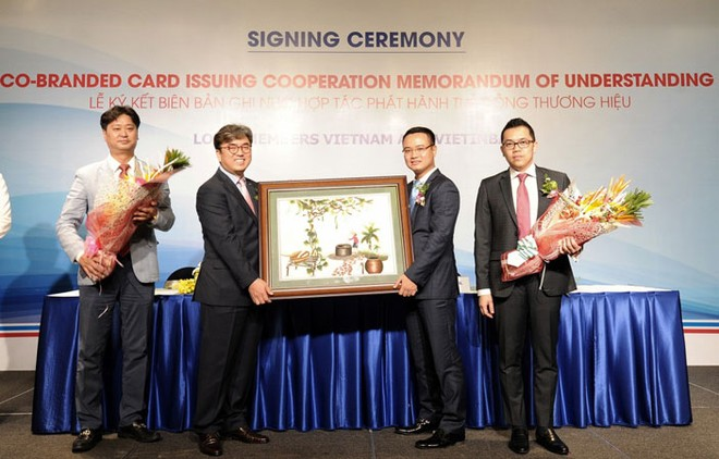 VietinBank hợp tác với Lotte Members Việt Nam