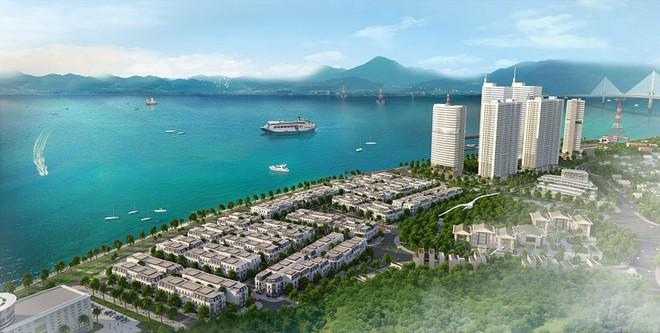 Phối cảnh tổng thể Vinhomes Dragon Bay, dự án đang được các nhà đầu tư đặc biệt quan tâm