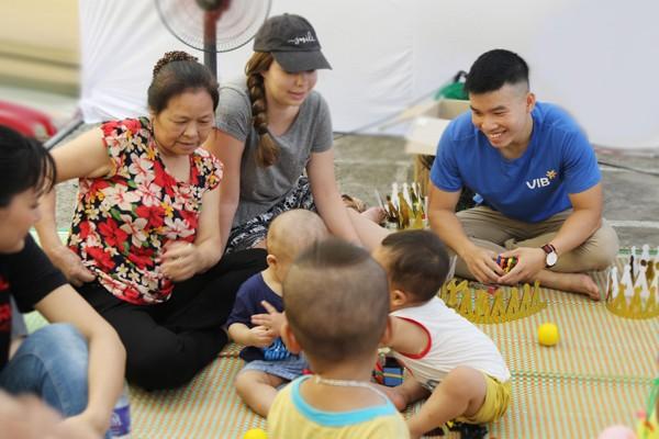 Chương trình phẫu thuật dị tật hàm mặt và ngữ âm trị liệu miễn phí tại Hà Nội