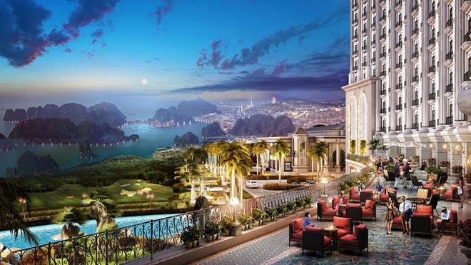 Ngắm toàn cảnh Hạ Long từ trên cao tại FLC Grand Hotel Hạ Long
