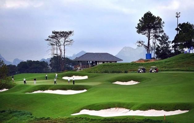 Ngắm sân FLC Ha Long Golf Club trước giờ khai mạc giải KLF Golf Tournament 2017 ảnh 2