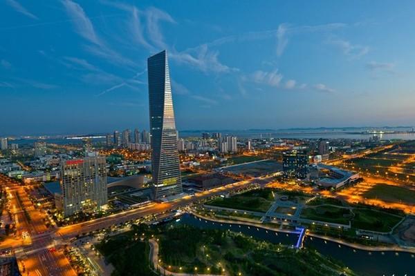 Đặc khu kinh tế Incheon (Hàn Quốc)
