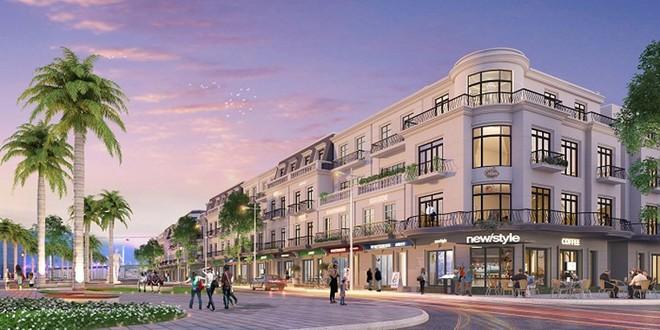 Vinhomes Dragon Bay với vị trí đắc địa và loại hình sản phẩm đa dạng (nhà ở, thương mại) chắc chắn sẽ trở thành khu đô thị đáng sống và môi trường kinh doanh lý tưởng bậc nhất Hạ Long (Hình ảnh minh họa)
