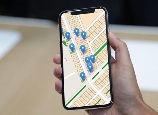 Kinh doanh bất động sản trên điện thoại di động thật dễ dàng