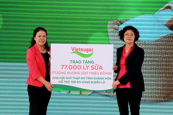 Vinamilk chính thức bước chân vào ngành mía đường Việt Nam ảnh 5