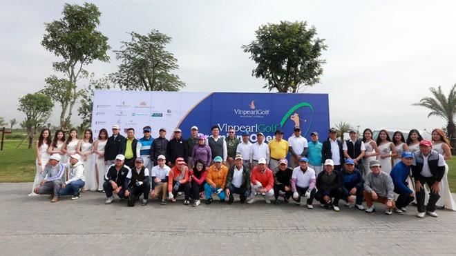 Toàn cảnh buổi giao lưu Vinpearl Golf Premium Open 2017