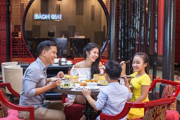 Nhà hàng ẩm thực Trung Hoa cao cấp Bách Giai, Vinpearl Nha Trang