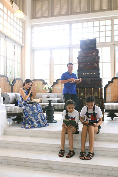 Lý do nào khiến Jang Dong Gun chọn khu nghỉ dưỡng JW Marriott Phu Quoc Emerald Bay?