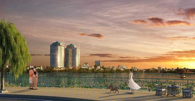 Cơ hội đầu tư sinh lời hấp dẫn tại bán đảo Quảng An ảnh 2