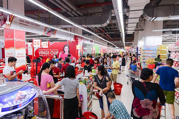 Với không gian mua sắm hiện đại và sản phẩm chất lượng,