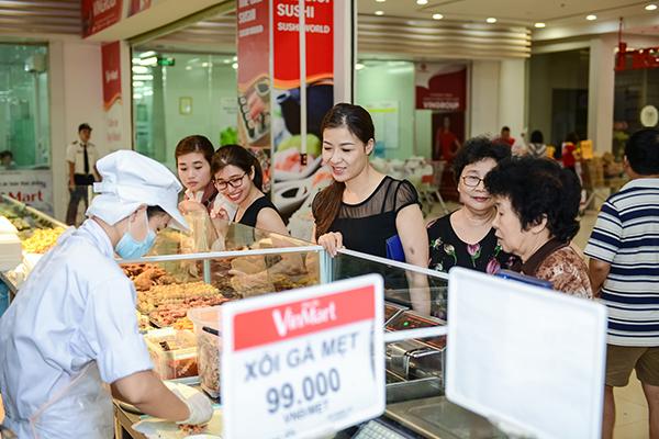 Khu vực Bếp nhà mình sẽ cung cấp những thực đơn phong phú với các loại thực phẩm sơ chế, chế biến sẵn