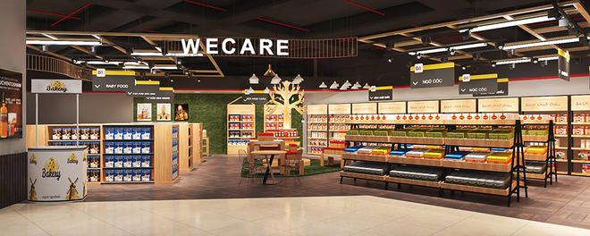 Gian hàng We Care với những sản phẩm chất lượng cao được nhập khẩu từ các thương hiệu uy tín hàng đầu thế giới