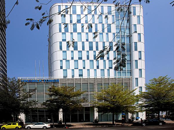 Trụ sở chính Công ty cổ phần Sữa Việt Nam