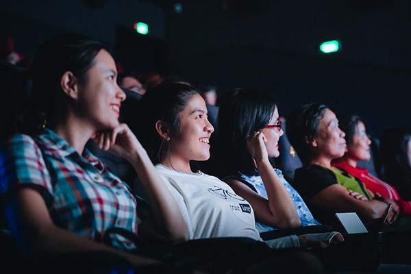 Khán giả thích thú khi theo dõi những thước phim ngộ nghĩnh về hành trình của Monta và những người bạn trong dải ngân hà kỳ cục
