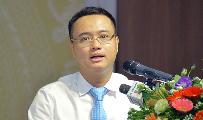 Ông Nguyễn Đình Vinh - Phó Tổng Giám đốc VietinBank