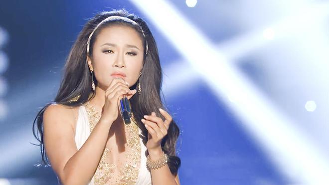 Lam Anh là giọng ca ghi điểm trong lòng cả fans hải ngoại lẫn trong nước