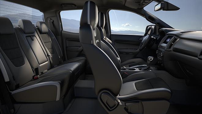 Ford Ranger Raptor – Dòng bán tải hiệu năng cao chính thức ra mắt thị trường Việt Nam ảnh 6