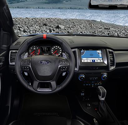 Ford Ranger Raptor – Dòng bán tải hiệu năng cao chính thức ra mắt thị trường Việt Nam ảnh 5