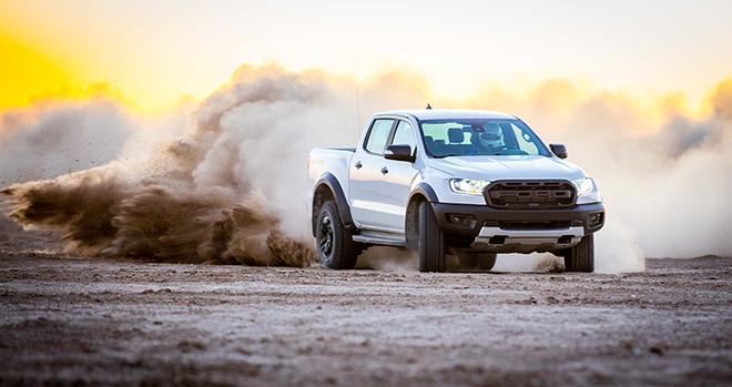 Ford Ranger Raptor – Dòng bán tải hiệu năng cao chính thức ra mắt thị trường Việt Nam ảnh 3