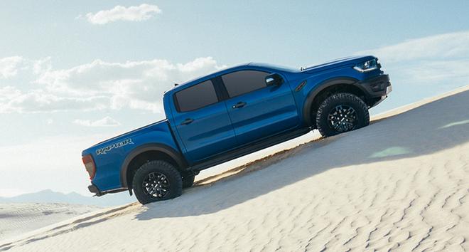 Ford Ranger Raptor – Dòng bán tải hiệu năng cao chính thức ra mắt thị trường Việt Nam ảnh 4