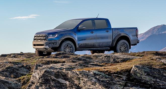 Ford Ranger Raptor – Dòng bán tải hiệu năng cao chính thức ra mắt thị trường Việt Nam ảnh 7