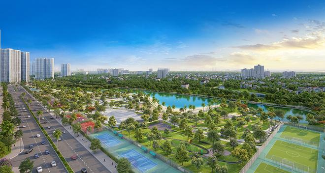 VinCity Sportia sở hữu quần thể thể thao liên hoàn ngoài trời hiện đại và quy mô lớn nhất Việt Nam (ảnh chỉ mang tính minh họa)