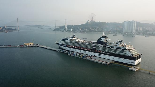 Cảng tàu khách quốc tế Hạ Long: Đòn bẩy cho du lịch Quảng Ninh tăng tốc