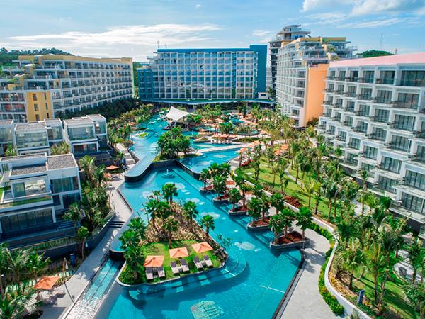Du xuân đầu năm mới 2019 với ưu đãi siêu khủng từ condotel 5 sao bên biển Bãi Kem, Nam Phú Quốc