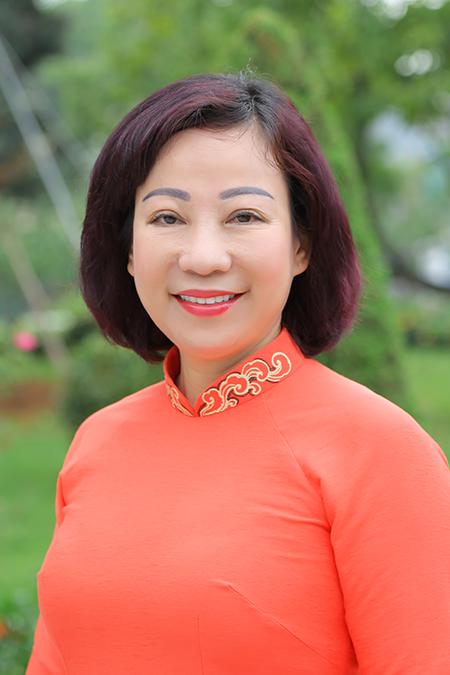 Bà Vũ Thị Thu Thủy - Phó Chủ tịch UBND Tỉnh Quảng Ninh